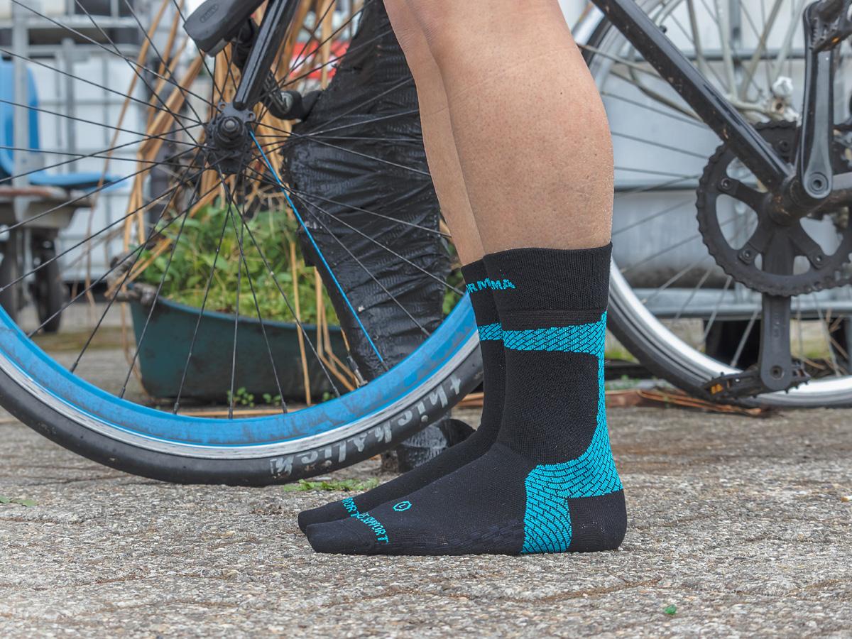 Achillespees blessure sokken…? Nieuwste innovatie!