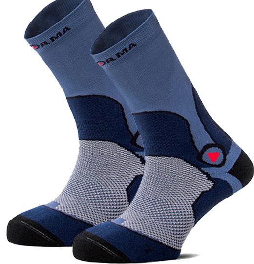 Dubbel pack trekking sokken